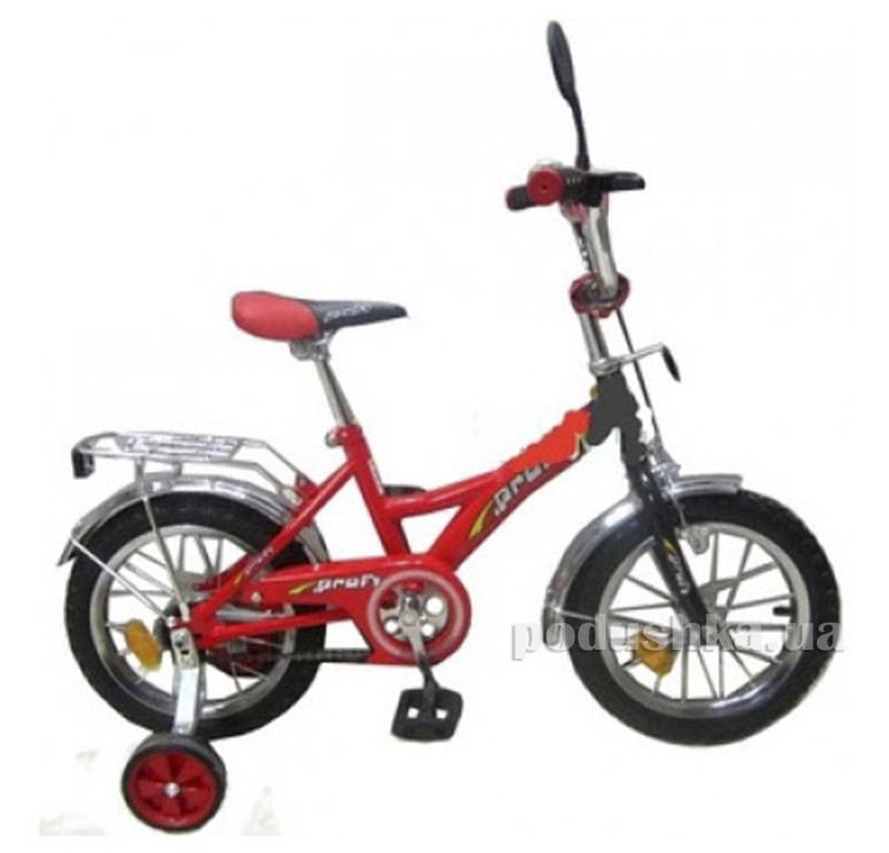 Велосипед Profi Trike P1431 14 Красный