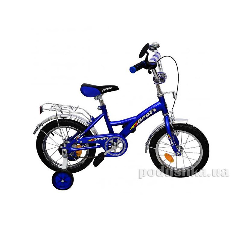 Велосипед Profi Trike P1433 14 Синий