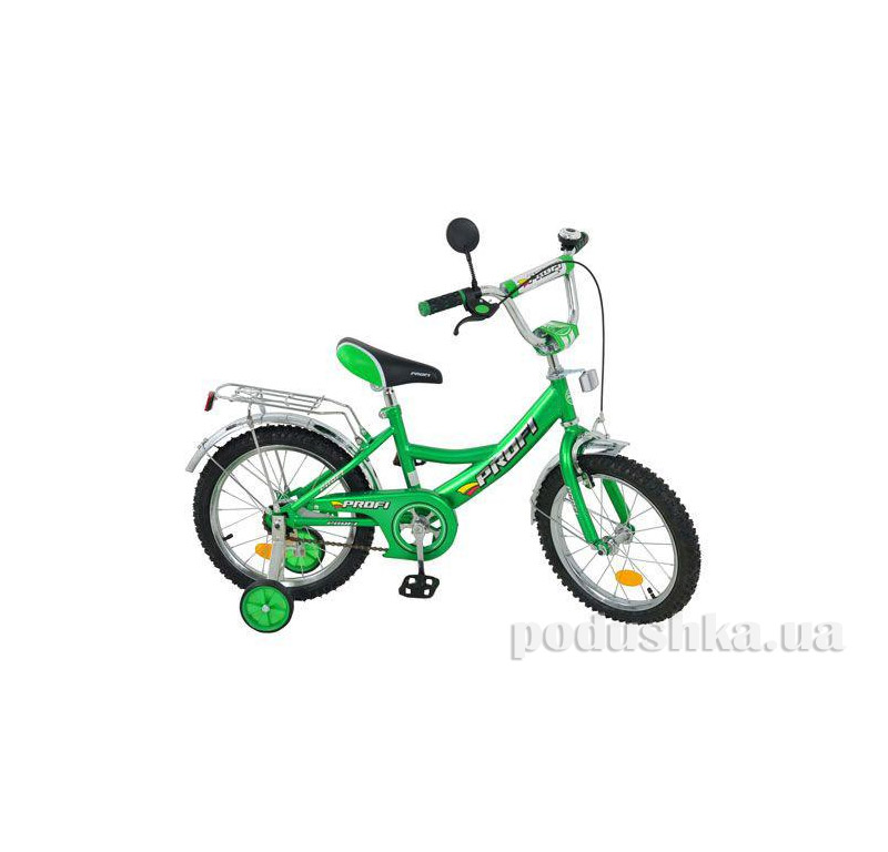 Велосипед Profi Trike P1442 14 Зеленый