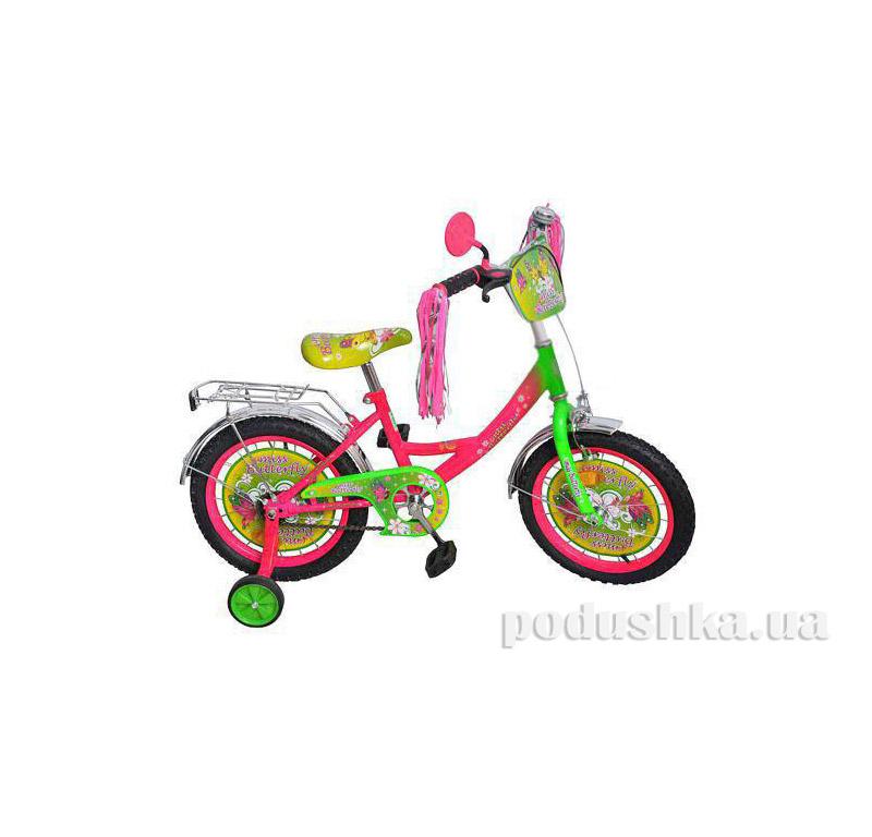 Велосипед Profi Trike P1651F-B 16 Бабочка