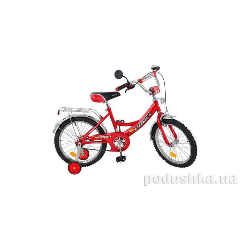 Велосипед Profi Trike P1841 18 Красный