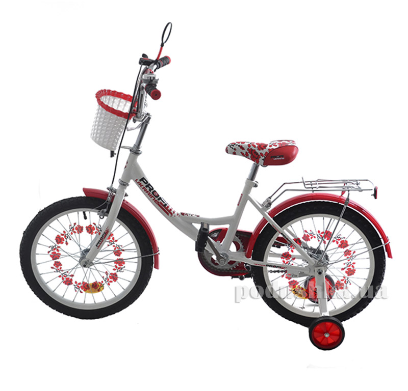 Велосипед Profi Trike P1859 UK-2 18 Ukraine