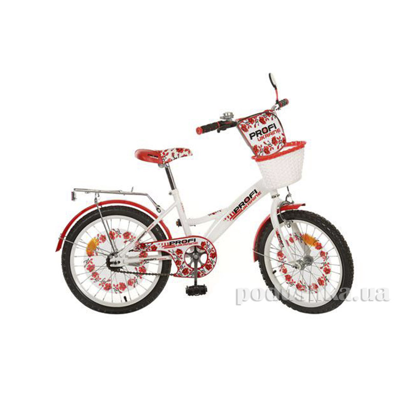 Велосипед Profi Trike P2039 UK-1 20 Ukraine
