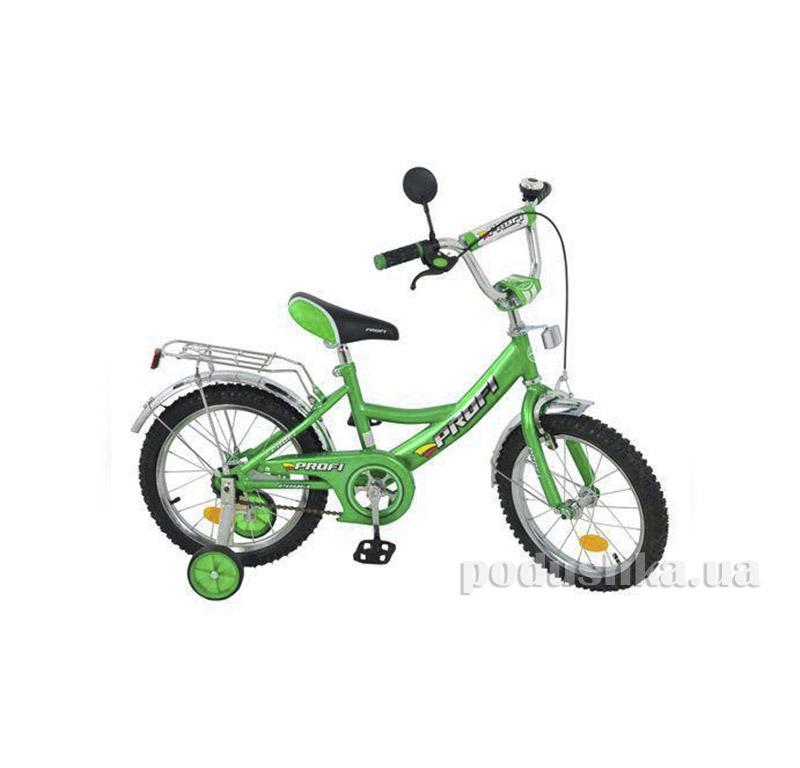 Велосипед Profi Trike P 1442A 14 Зеленый