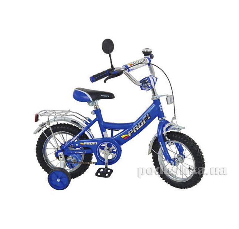 Велосипед Profi Trike P 1443A 14 Синий