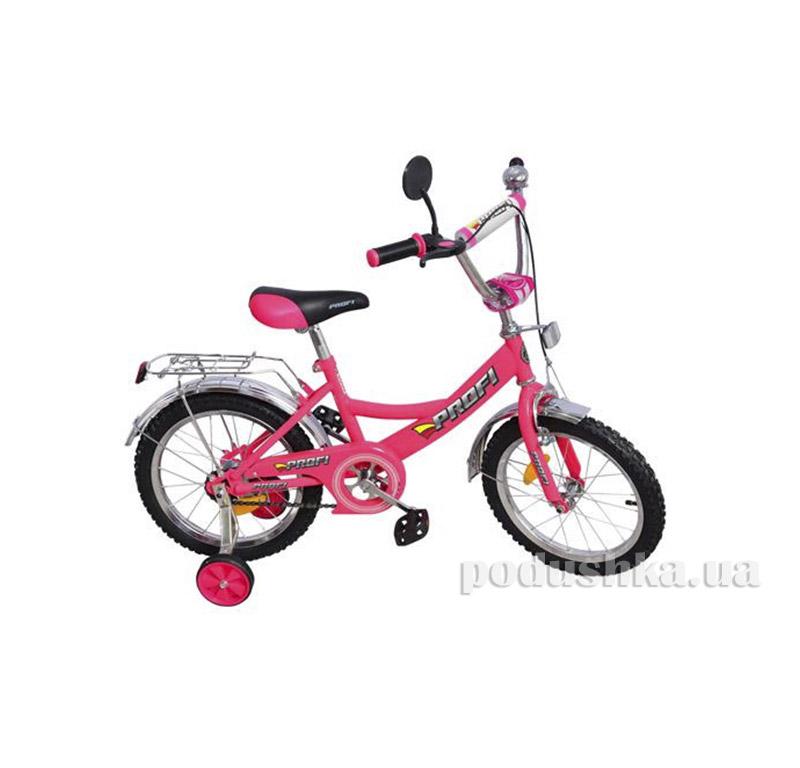 Велосипед Profi Trike P 1644A 16 Розовый