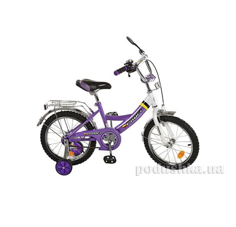 Велосипед Profi Trike P 1648A 16 Фиолетовый