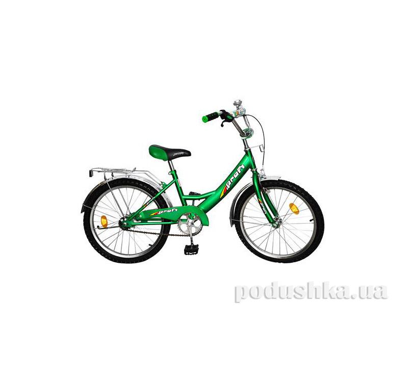 Велосипед Profi Trike P 2042 20 Зеленый