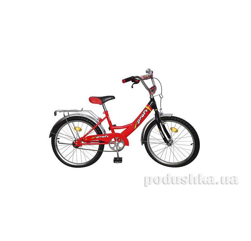Велосипед Profi Trike P 2046 20 Красно-черный