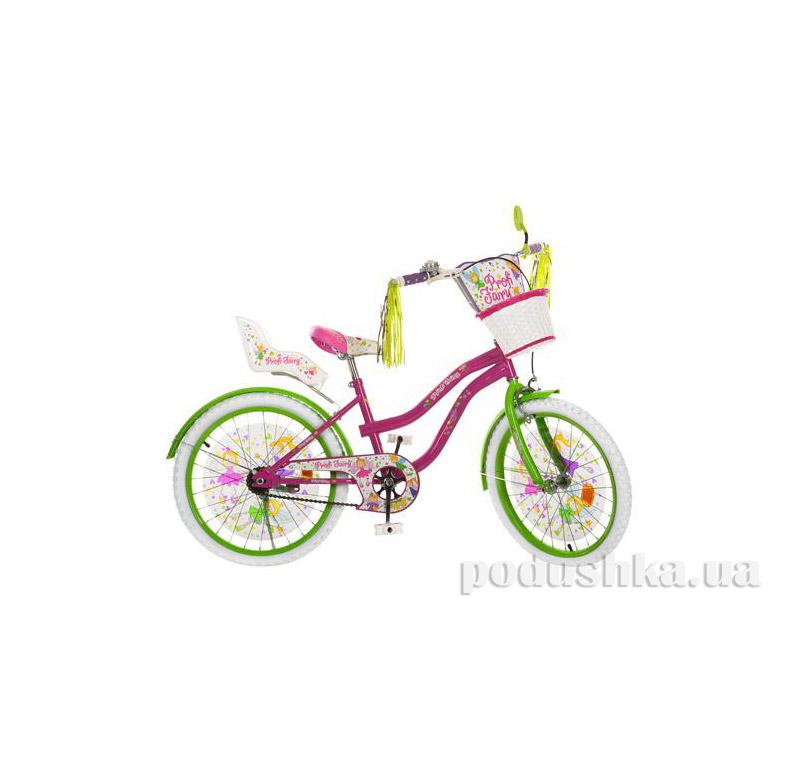 Велосипед Profi Trike PF2066G 20 Fairy
