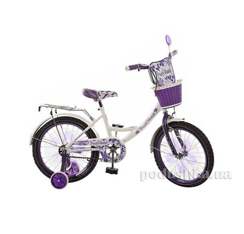 Велосипед Profi Trike PV1855G 18 Violet