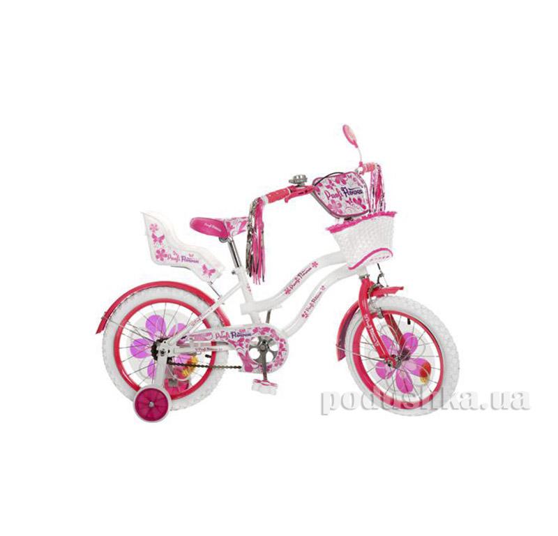 Велосипед Profi Trike PW1862G 18 Flower