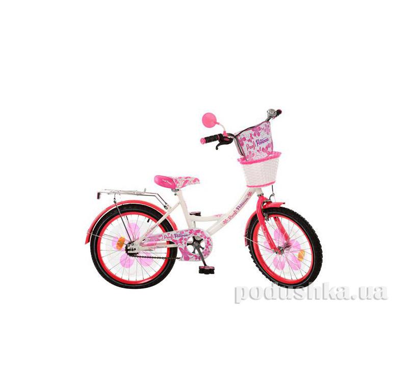 Велосипед Profi Trike PW2052G 20 Flower