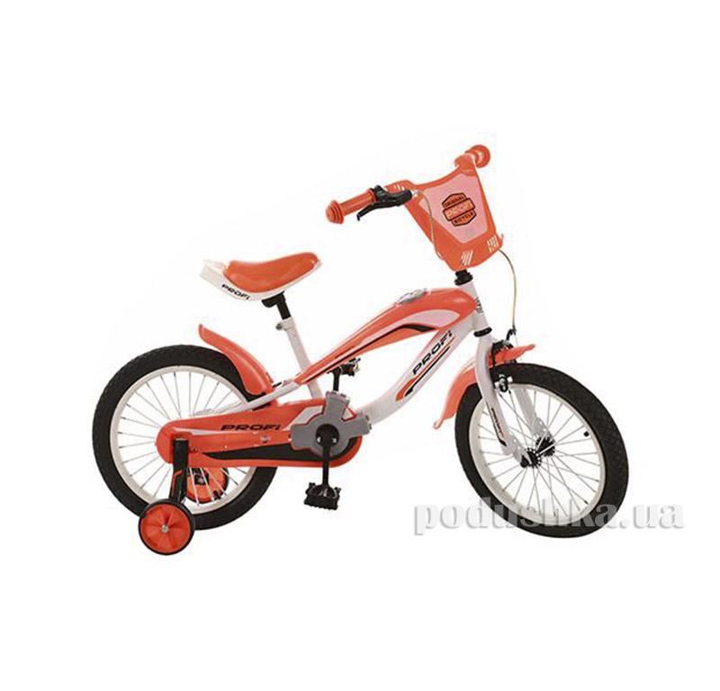 Велосипед Profi Trike SX12-01-1 12 Оранжевый