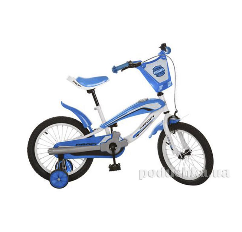 Велосипед Profi Trike SX12-01-3 12 Голубой