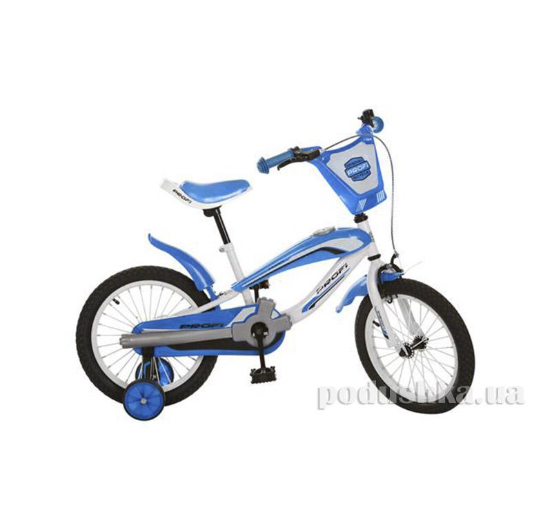 Велосипед Profi Trike SX16-01-3 16 Голубой