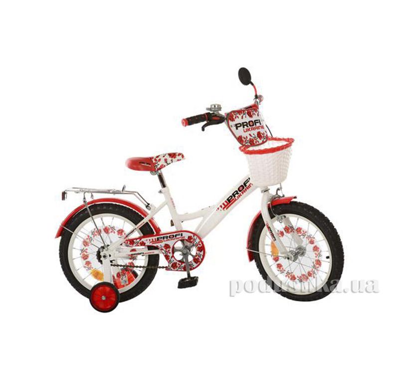 Велосипед Profi Trike Ukraine P1639 UK-1 16
