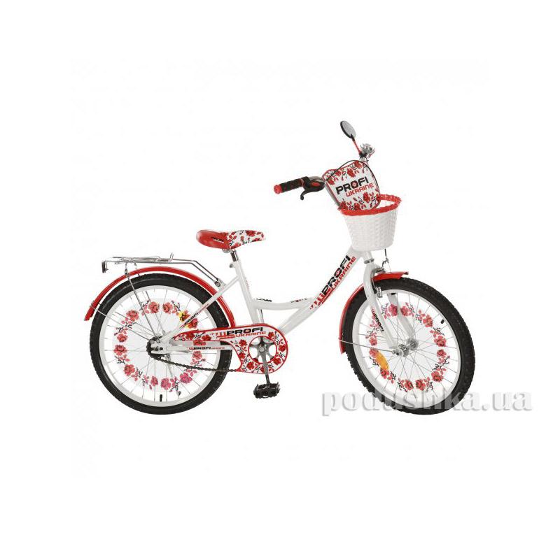 Велосипед Profi Trike Ukraine P2059UK-2 20