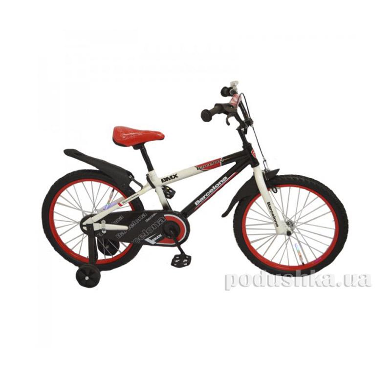 Велосипед Rueda Barcelona 12 Красный