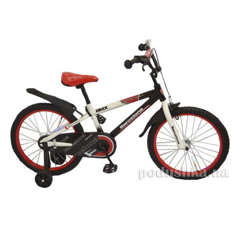 Велосипед Rueda Barcelona 18 Красный   Rueda