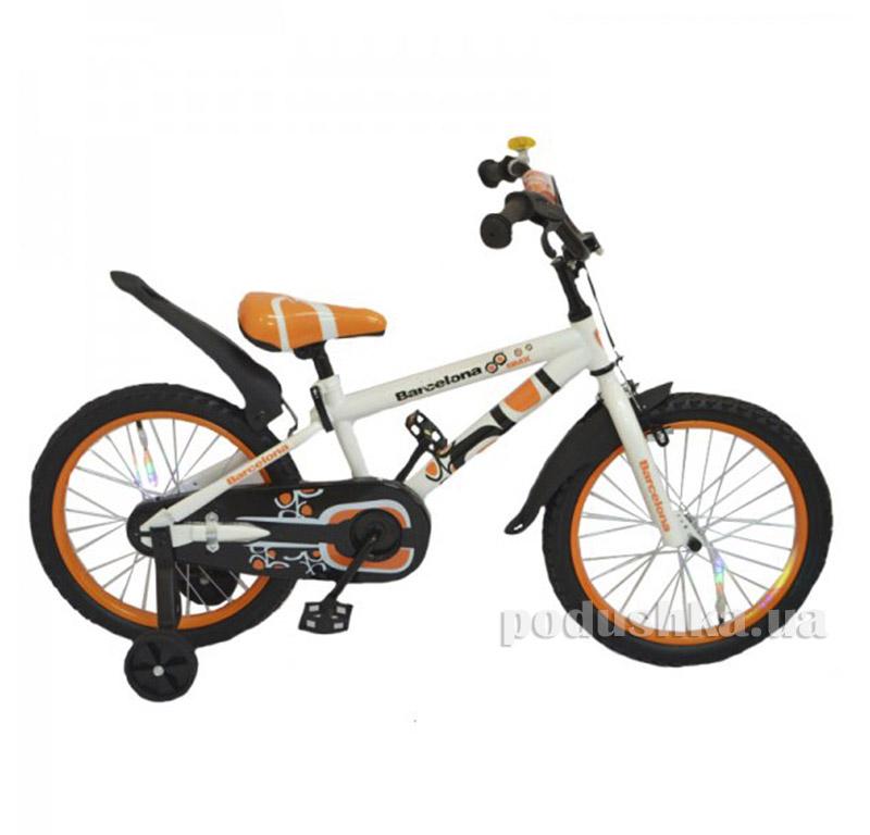 Велосипед Rueda Barcelona 18 Оранжевый