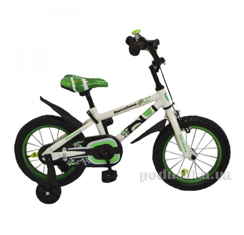 Велосипед Rueda Barcelona 18 Зеленый