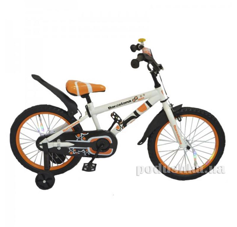 Велосипед Rueda Barcelona 20 Оранжевый