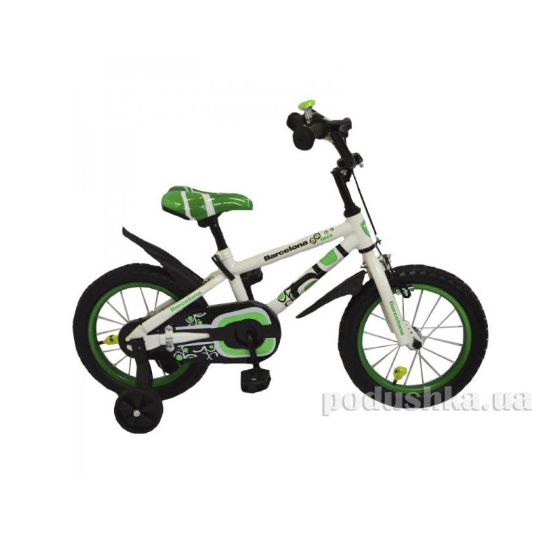 Велосипед Rueda Barcelona 20 Зеленый
