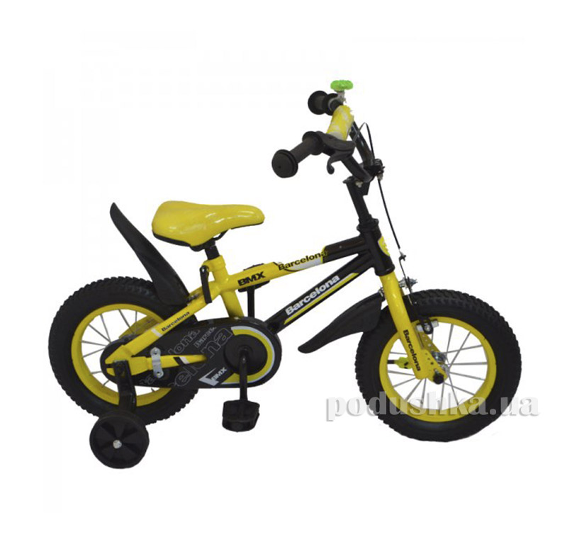 Велосипед Rueda Barcelona 20 Желтый