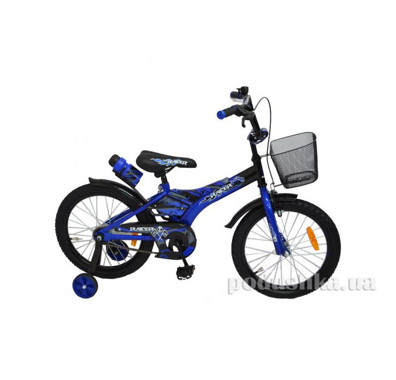 """Велосипед Rueda Racer 12"""" Синий"""
