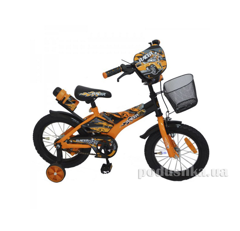 Велосипед Rueda Racer 16 Оранжевый