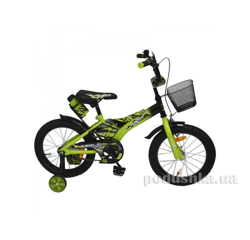 Велосипед Rueda Racer 18 Зеленый