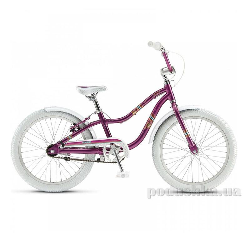 Велосипед Schwinn Stardust girl 2015 сиреневый