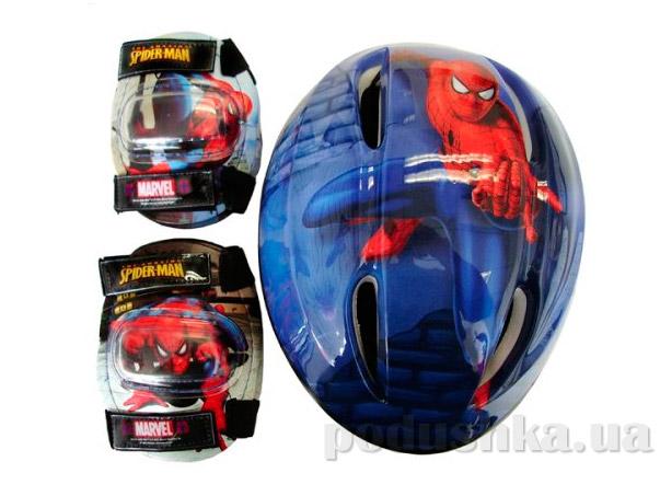 Шлем и наколенники серии Spiderman CPSC Spiderman helmet