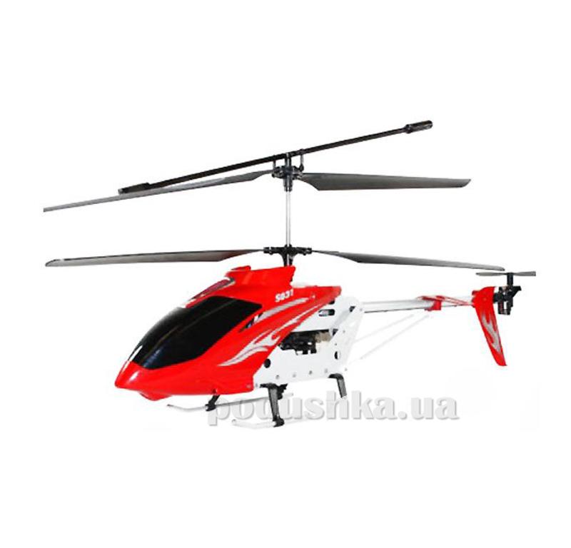 Вертолет с 3-х канальным радиоуправлением и гироскопом Syma S031G