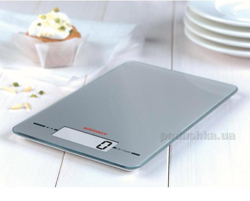 Весы кухонные электронные Page Evolution Soehnle Silver