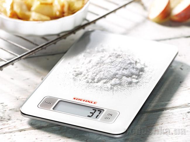 Весы кухонные электронные Slim Design Page Soehnle
