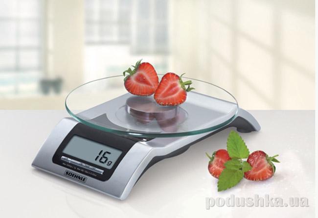 Весы кухонные электронные Style Soehnle