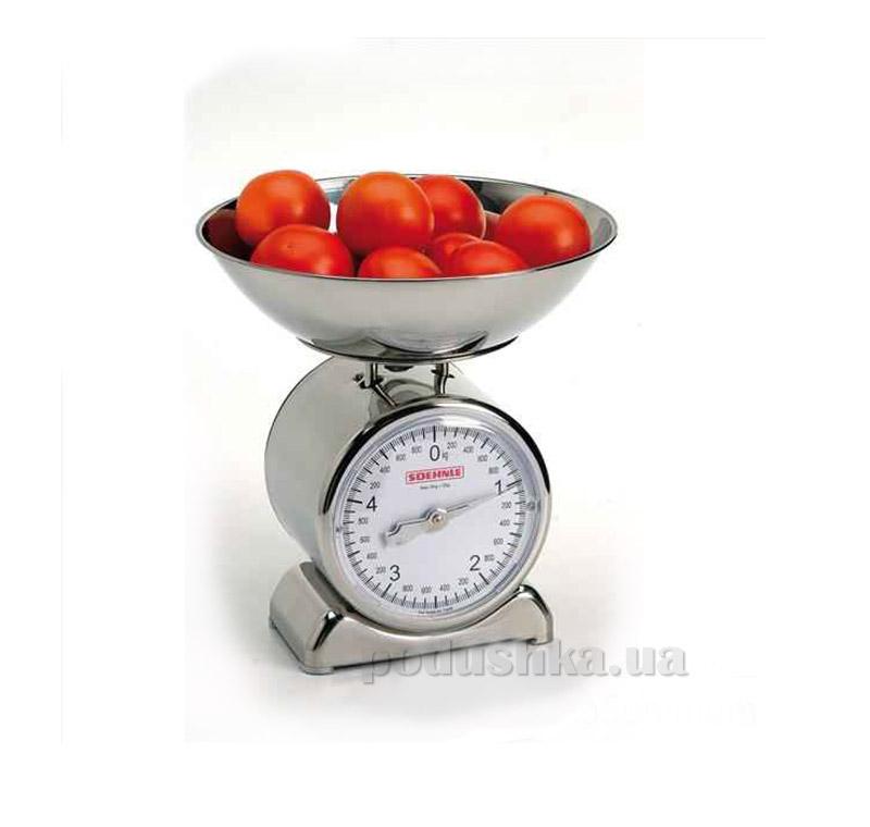 Весы кухонные механические Silvia Soehnle
