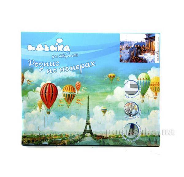 Вид на Париж Идейка 06001107