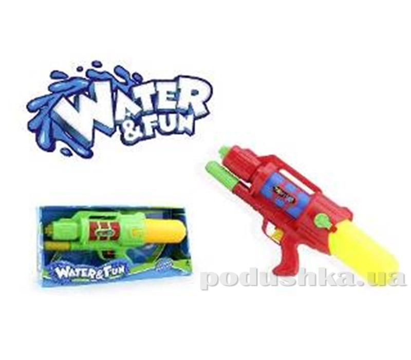 Водный бластер Water Fun 0624