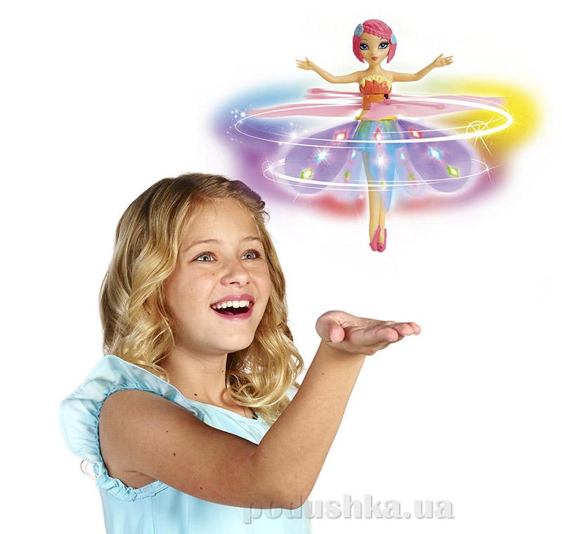 Волшебная летающая фея люкс с подсветкой Flying Fairy