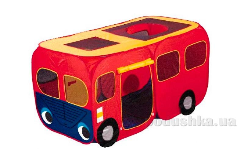 Волшебный красный автобус тент палатка Devik play joy T0318A