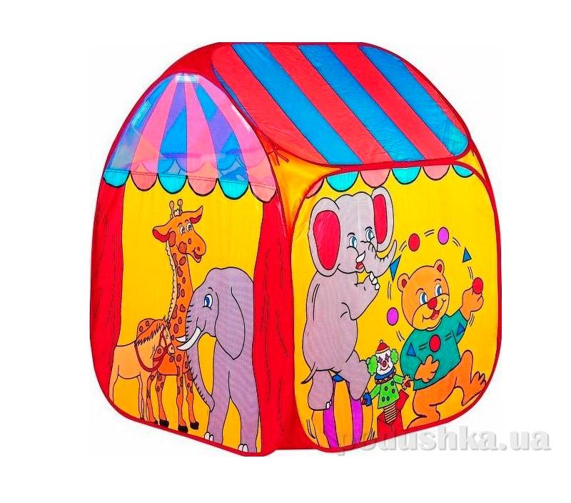 Волшебный цирк-шапито тент, палатка Devik play joy T0326