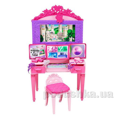 Волшебный туалетный столик Barbie CDY64
