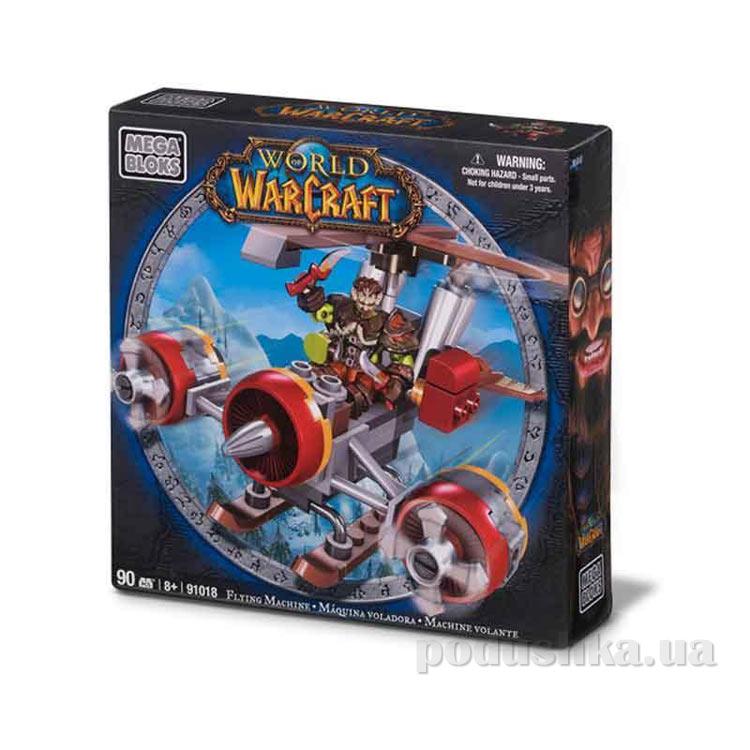 Вселенная Warcraft Альянс Набор Рыцарь смерти на грифоне 91021 Mega Bloks
