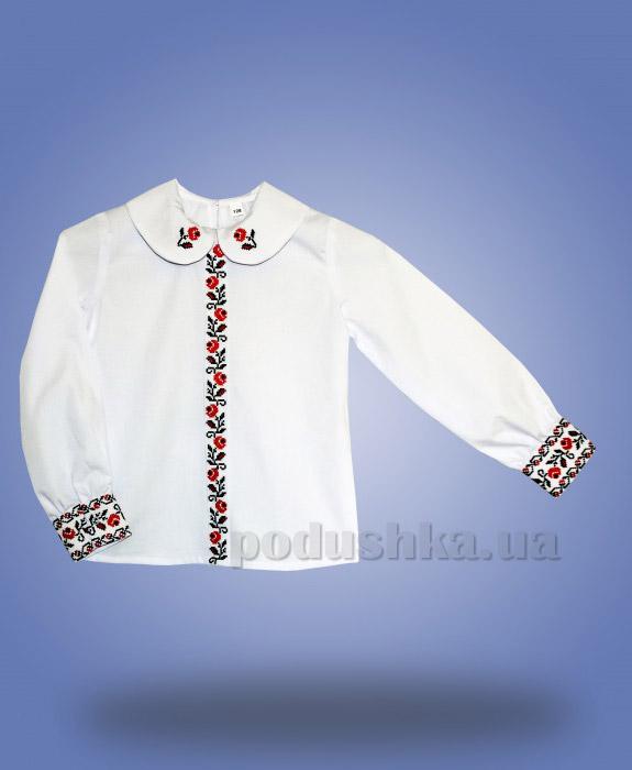 Вышитая блуза для девочек Сварга Школярочка
