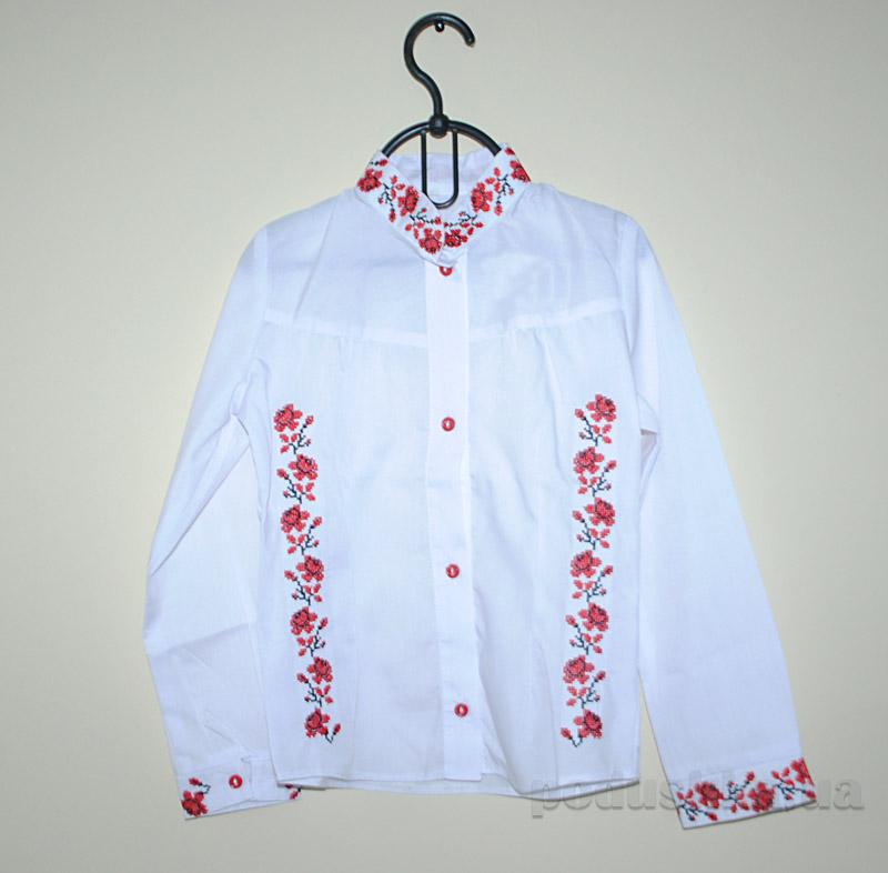 Вышитая сорочка для девочек Bimbissimi ВСД 1505