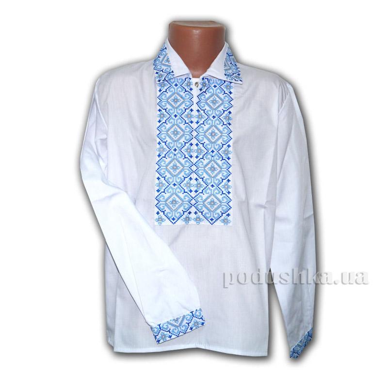Вышитая сорочка для мальчиков Bimbissimi СХ-012