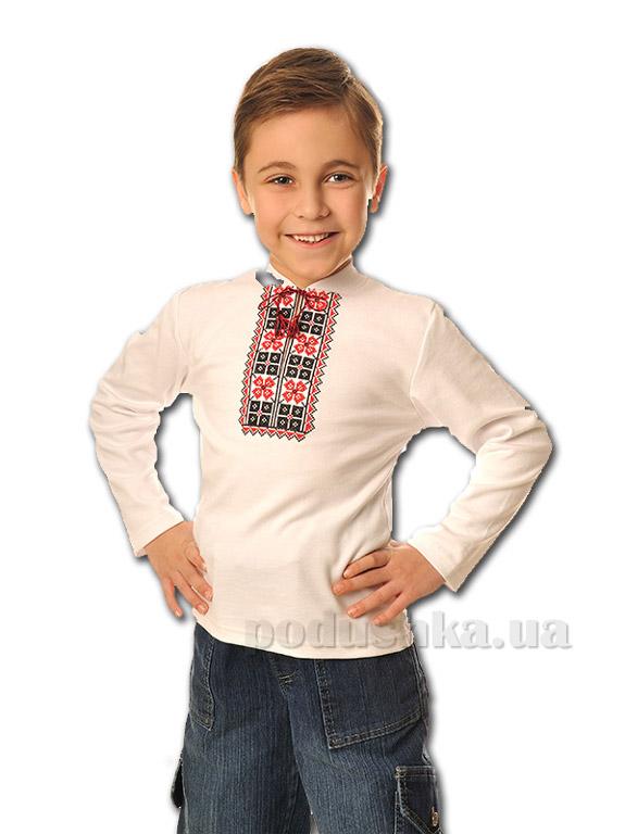 Вышиванка для мальчиков Bimbissimi КФХ-002 красная